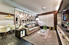 Estampa geométrica - super tendência na moda e na decoração! Veja lindas inspirações e dicas de como usar!