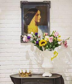 Tray IDA Variation 3 by ibride.    #ibride #tray #artwork #design #home #decoration #wall #painting #interior #kitchen #tableware