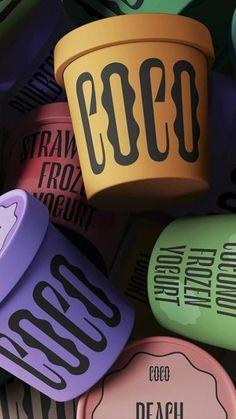 Food Packaging Design, Brand Packaging, Branding Design, Logo Design, Smart Packaging, 3d Design, Typography Inspiration, Packaging Design Inspiration, Graphic Design Inspiration