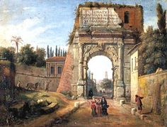 Arch of Titus ... [italian translation]