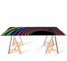 Selbstklebende Tischfolie Möbel & Wohnen Tischfolien 317617