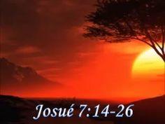 JOSUÉ 7:14-26