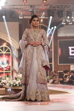 2015 Erum Khan Dresses Collection Images