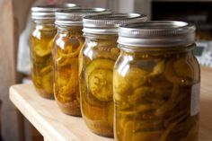 Bread And Butter Pickles Recipe - Genius Kitchen