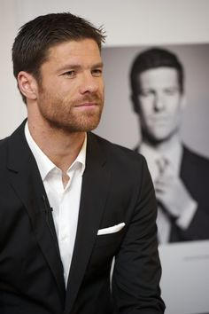 """Xabi Alonso Photos Photos - Real Madrid football player Xabi Alonso presents """"Success Beyond The Game"""" By Hugo Boss at Villamagna Hotel on May 14, 2012 in Madrid, Spain. - Xabi Alonso Presents 'Success Beyond The Game' By Hugo Boss"""