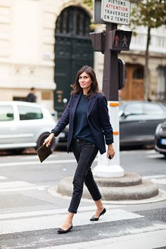 How To Reinvent Your Best Jeans And Sweater This Winter