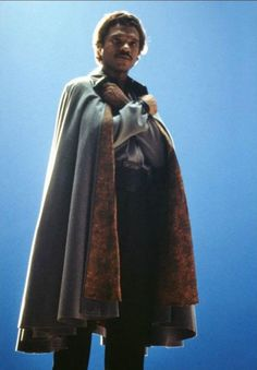 Star Wars: Episode V - The Empire Strikes Back - Publicity still of Billy Dee Williams. The image measures 689 * 994 pixels and was added on 29 January Star Wars Characters, Star Wars Episodes, Star Wars Rebels, Star Trek, Saga, Dope Movie, Billy Dee Williams, Lando Calrissian, War Film