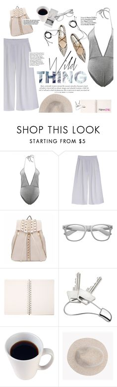 """""""Wild thing"""" by punnky ❤ liked on Polyvore featuring Haute Hippie, Retrò and Georg Jensen"""