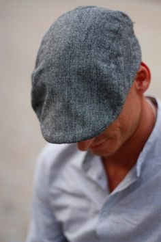 I honestly love a boy who can pull off a flat cap Dapper Gentleman, Gentleman Style, Stylish Men, Men Casual, Looks Style, My Style, Best Caps, Its A Mans World, News Boy Hat