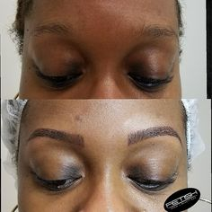 Microblading Review On Dark Skin Black Woman Of Color