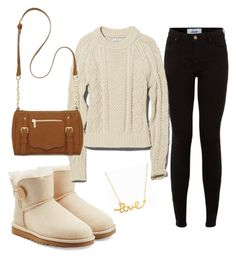 """""""to perfett"""" by miniafrica on Polyvore featuring UGG Australia, New Directions and Minnie Grace"""