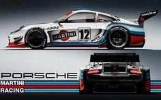 Porsche & Martini Racing