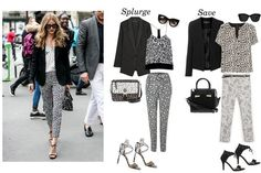 Steal Her Look: Olivia Palermo -- click through for purchasing details