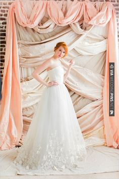 LulaKate 2013 Classic Bridal Collection — Gardner Gown | CHECK OUT MORE IDEAS AT WEDDINGPINS.NET | #weddingfashion