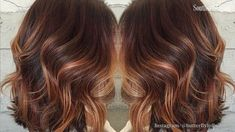 29 Brown Hair with Blonde Highlights Looks and Ideas   Southern Living Brown Blonde Hair, Brown Hair With Highlights, Hair Color Highlights, Hair Color Dark, Dark Blonde, Dark Hair, Partial Highlights, Color Streaks, Balayage Highlights