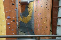 Vertical World North by elevate Climbing Walls Climbing Wall, Rock Climbing, Places To Go, Walls, Painting, Wands, Painting Art, Wall, Paintings