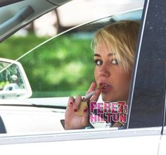 Oh no, Mileybird!  We all know smoking isn't good for you and it's especially sad when you see someone as young as Miley Cyrus taking up the habit!  While...