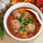 Oxtail Vegetable Soup {Electric Digital Pressure Cooker Recipe}