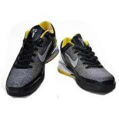black and yellow kobe 7