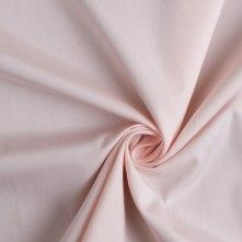 Peach Pinpoint Oxford Pima Cotton Woven Shirting