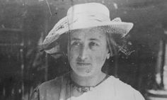 Those who do not move, do not notice their chains. Rosa Luxemburg