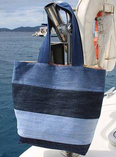 Farmerből készült táskák láthatók az alábbi képeken. Igyekeztem olyanokat válogatni, amelyeknek az elkészítése nem különösebben bonyolult, ...