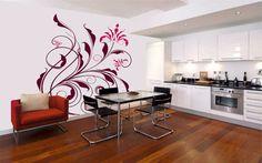 ¡Descubre los vinilos! Son una opción genial para la decoración del hogar