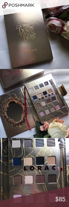LORAC'S Beauty and the Beast Eye Shadow Pallet Around here, we love a great story, especially one as old as time. So, when we discovered LORAC'S Beauty and the Beast Eye Shadow Palette, we had to bring it to you. It applies smoothly, blends easily, with great colors that can be worn for any occasion. It's a pallet that any skin tone can wear beautifully.   Whether you're well acquainted with LORAC's PRO palettes or seeing them for the first time, you'll be enchanted with these 16 exclusive…