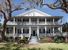 Grand Old House From The Big Chill Listed For Sale in S.C.