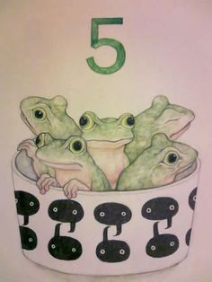 ..frogs