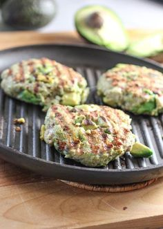 Avocado Chicken Burger by laughingspatula #Burger #Chicken #Avocado
