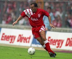 Ronny Rosenthall of Liverpool in Liverpool Legends, Liverpool Fc, Times, Sports, Hs Sports, Sport