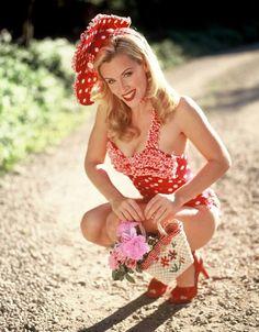 Jenny McCarthy - Dana Fineman Photoshoot 2005