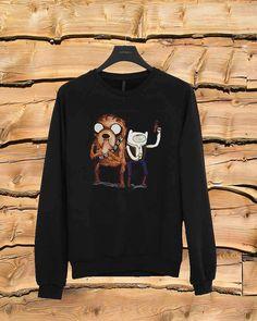Star Adventure Time Wars sweater Sweatshirt Crewneck by yobaan98