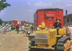 the greatest show on earth 1952 - Bing Images