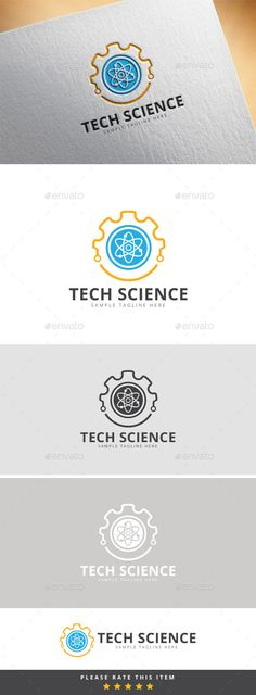 Tech Science Logo