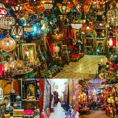 🇬🇧/ Morocco is a treasure trove of breathtaking landscapes, dynamic colors, and amazing diversity, all of which comes through in its art. Even if you think you're not the type to get weighed down with trinkets, be prepared; your first glimpse of a Tafraouti slipper may convince you otherwise. Moroccan handicrafts are as diverse and unique as the country itself.