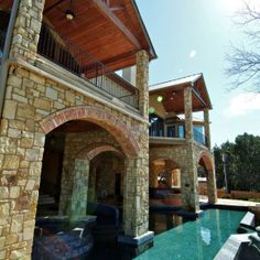 Ridgetop Terrace on Lake Travis Pool