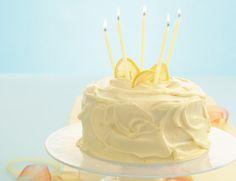 Lemon Curd Cake - Betty Crocker UK