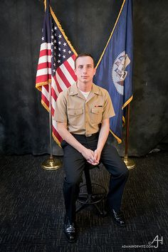 I recently had the opportunity to go to the Great Lakes Naval Base and shoot photos for the Wisconsin Gazette of active duty service members who are now able to serve as openly gay. These Naval Petty Officers that were interviewed, including the sailor pictured, had formed a group for other openly gay members of the navy, and talking with them and taking their photos at the base, I was really surprised at how positive their superior officers were.
