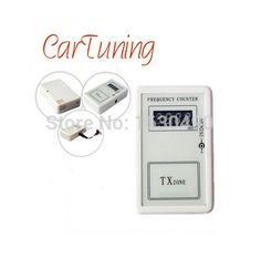 250-450MHZ wireless Car Remote code Frequency Counter : CarTuning 1pc 250-450MHZ frequency counter wireless Car Remote code Frequency Counter remote key Frequency Tester.  http://www.aliexpress.com/store/product/CarTuning-1pc-250-450MHZ-frequency-counter-wireless-Car-Remote-code-Frequency-Counter-remote-key-Frequency-Tester/1630490_32259422510.html  . Frequency Reader Counter is a test frequency wireless remote control apparatus that can accurately test the frequency of the remote-controlled…