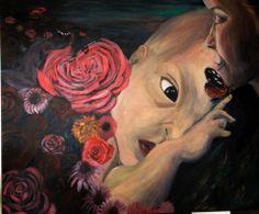 By Janne Gesner Englev Painting, Art, Art Background, Painting Art, Kunst, Paintings, Performing Arts, Painted Canvas, Drawings