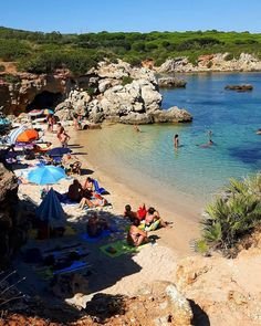 Cala Lazaretto, Alghero - Sardinia repost from @monicafiooo - - #lazzaretto #alghero #beach #spiaggia #praia #playa #mare #sea #mediterranean #sardegna #sardinia #cagliari #olbia #costasmeralda #emeraldcoast #portocervo #portorotondo #estate #summer...