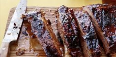 Delight family and friends at your next cookout by serving up our best barbecue recipes, including ribs, brisket, smoked salmon and more from Food Network. Pork Rib Recipes, Barbecue Recipes, Chili Recipes, Grilling Recipes, Chili Recipe Food Network, Food Network Recipes, Barbeque Sides, Bbq, Summer Barbeque