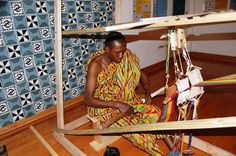 The Spider Weaver: A Legend of the Kente Cloth