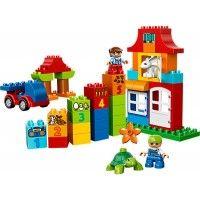 Lego Duplo Deluxe Boks med moro 10580