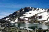 Corsica GR20 - Lac de Bastani