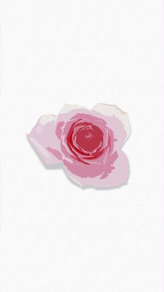 PINK ROSE ART WORK DESIGN