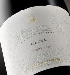 Calcco :: Packaging :: Bodegas Pujanza - Añadas Frías y Cisma (D.O.Ca. Rioja) :: Logroño, La Rioja