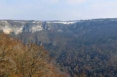 Parque Natural de la Sierra de Urbasa y Andia (Navarra) foto por Paula desde Flickr